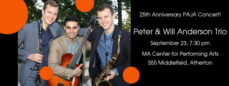 Peter & Will Anderson Trio