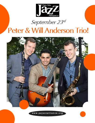 peter will anderson trio felix